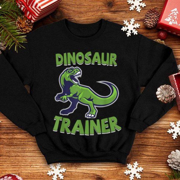 Original Dinosaur Trainer Halloween costume for Men Kids Boys shirt