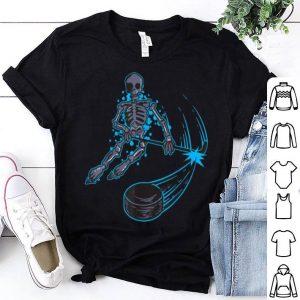 Original Skeleton Playing Ice Hockey - Cool Skull Gift shirt