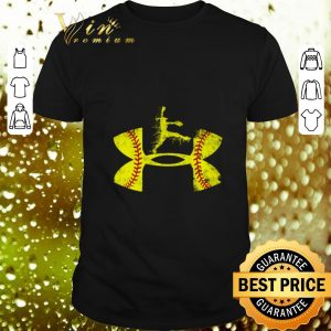 Premium Under Armour Softball shirt
