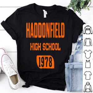 Top Haddonfield High School Halloween shirt