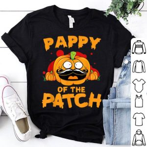 Top Mens Papp of the Patch Family Halloween 2019 gifts shirt