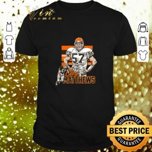 Awesome Clay Matthews Cleveland Browns shirt