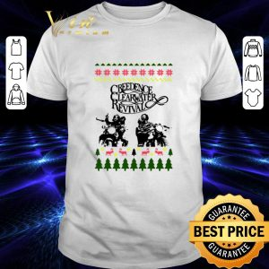 Awesome Creedence Clearwater Revival Ugly Christmas shirt