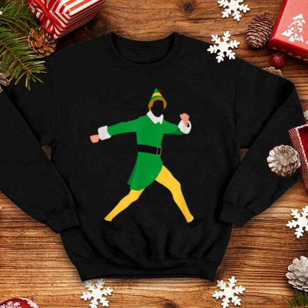 Awesome Elf Costume A Kid's Buddy Christmas Pajama Gift sweater