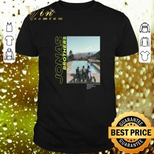 Awesome Jonas Brothers present Happiness begin 2019 shirt