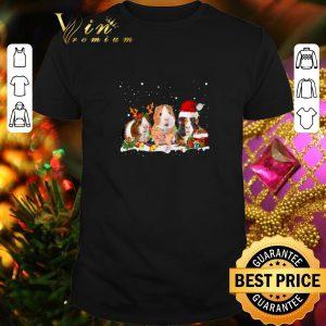 Best Guinea Pig Santa Christmas shirt