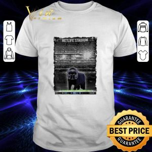 Best Metlife Stadium black Cat shirt