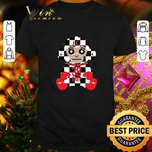 Best Never Broke Again 38 Baby Monkey Checkers shirt