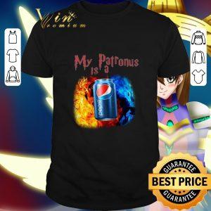 Funny My Patronus Is A Pepsi shirt