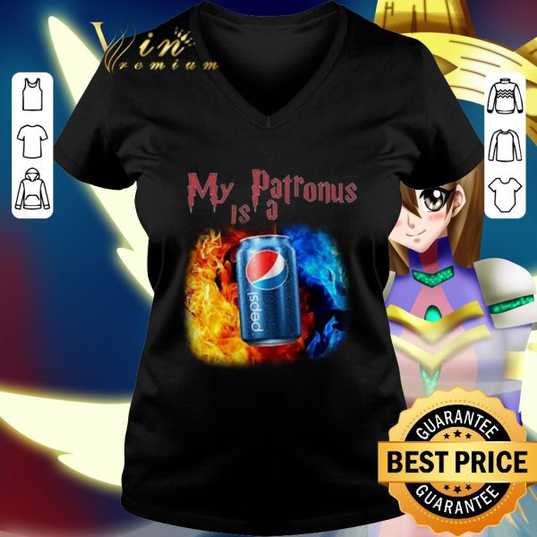 Funny My Patronus Is A Pepsi shirt