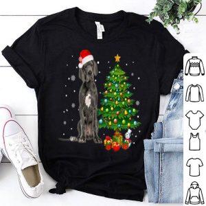 Hot Cute Great Dane Dog Christmas Tree Gift Decor Xmas Tree shirt