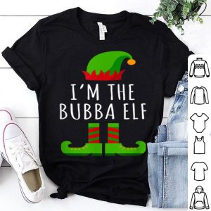 Hot I'm The Bubba Elf Matching Family Group Gift Christmas sweater