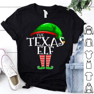 Hot Texas Elf Group Matching Family Christmas Gift Costume Set shirt
