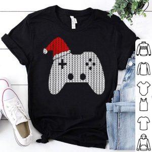 Original Funny Video Game Ugly Christmas Gamer Mens Womens Gift Santa shirt