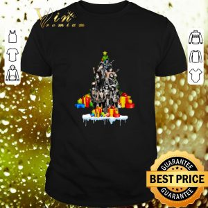 Pretty Kiss Christmas Tree Gift shirt