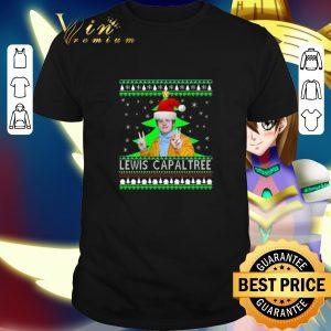 Pretty Lewis Capaltree Christmas Tree shirt