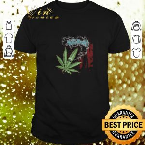 Pretty Rick and Morty Marijuana Weed I'm reefer Rick shirt