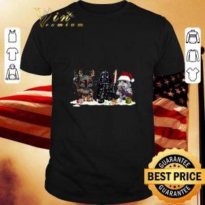 Stormtrooper Jango Fett Darth Vader Christmas shirt