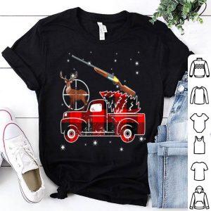 Top Deer Hunting Christmas Pajamas-Gift For Dad Uncle Grandpa shirt