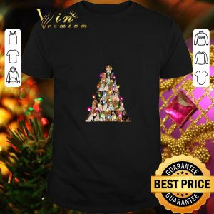 Awesome Cavalier King Charles Spaniel Christmas tree shirt