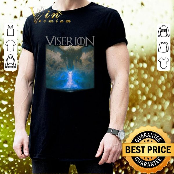 Awesome Game of Thrones Drogon Dracarys viserion shirt