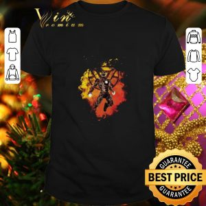 Awesome Iron Man Soul of the Genius shirt