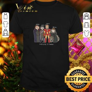 Awesome Tony Stark House Stark Game Of Thrones shirt