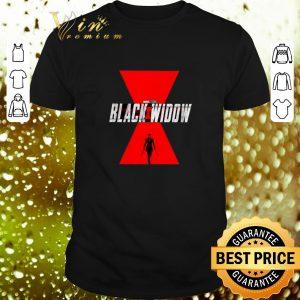 Best Marvel Black Widow Starring Scarlett Johansson shirt