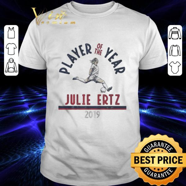 Best Player Of The Year Julie Ertz 2019 U.S. Soccer Female shirt