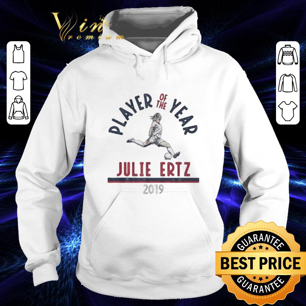 Best Player Of The Year Julie Ertz 2019 U S Soccer Female shirt 4 - Best Player Of The Year Julie Ertz 2019 U.S. Soccer Female shirt