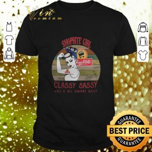 Best Shoprite girl classy sassy and a bit smart assy vintage shirt