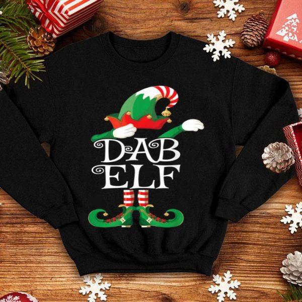 Original Dab Elf Boys Gift Funny Xmas Matching Elf Christmas sweater