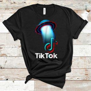Premium TikTok Dance Musically UFO shirt