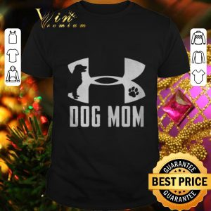 Pretty Golden Retriever Under Armour Dog Mom shirt