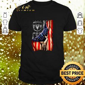 Pretty Ram Trucks American flag USA shirt
