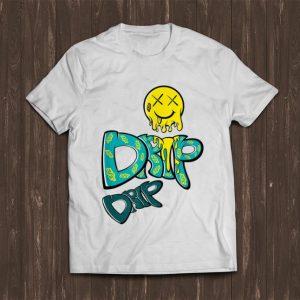 Official Emoji Drip Dirp Happy Face shirt
