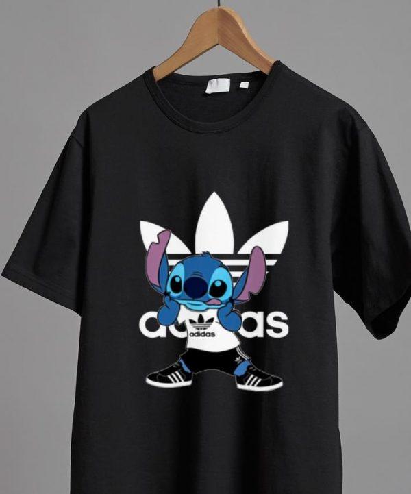 Original Adidas Mashup Stitch shirt