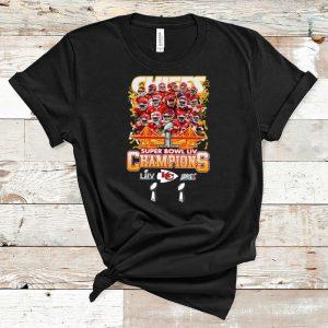 Great Chiefs Super Bowl LIV Champs shirt