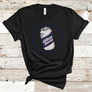 Great Zillion Beers Can shirt