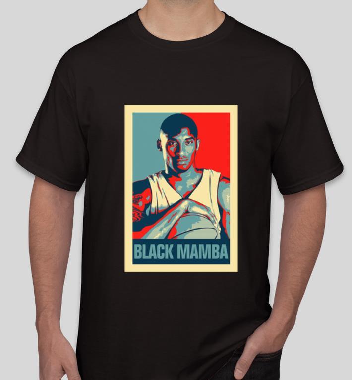 Official Kobe Bryant Obama Hope The Black Mamba shirt 4 - Official Kobe Bryant Obama Hope The Black Mamba shirt