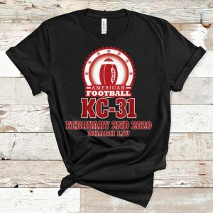 Original American Football KC-31 Miami LIV shirt