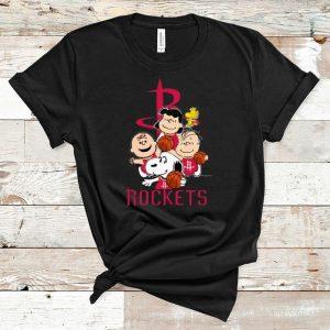 Top The Peanut Houston Rockets shirt
