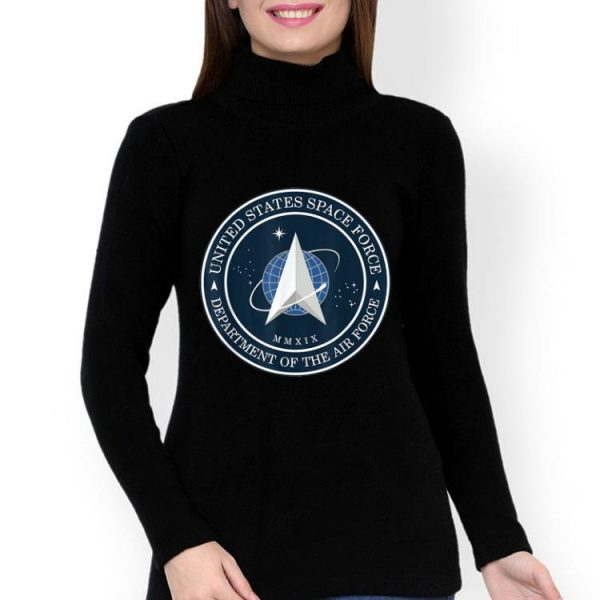 United States Space Force Department Of The Air Force shirt