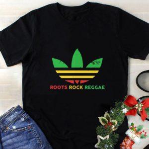 Nice Adidas Roots Rock Reggae shirt