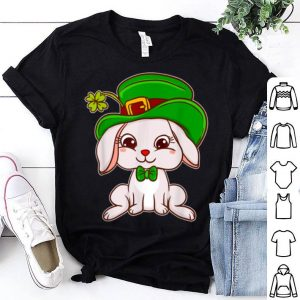 Nice Cute Irish Bunny St Patrick Day For Rabbit Lover shirt