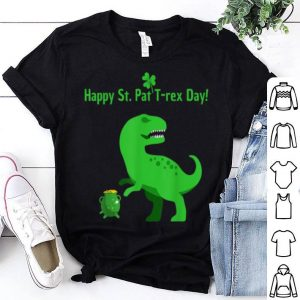 Nice Irish T-rex St Patrick's Day Funny Dinosaur Gift shirt