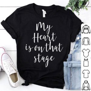 Nice Theatre Stage Dance Mom Mother Gift shirt