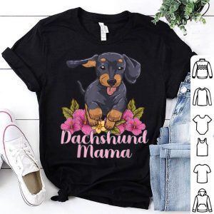 Official Dachshund Mama Mom Wiener Doxie Dachshund Lover Owner Gift shirt