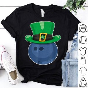 Official Leprechaun Bowling Lover Ball St Patrick's Day Gift shirt