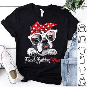 Original French Bulldog Mom Cute Dog Puppy & Mama Love Mother Gift shirt